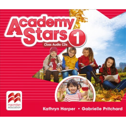 Аудіо диск Academy Stars 1 Class Audio CD