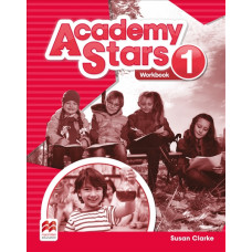 Зошит Academy Stars 1 Workbook
