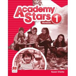 Зошит Academy Stars 1 Workbook