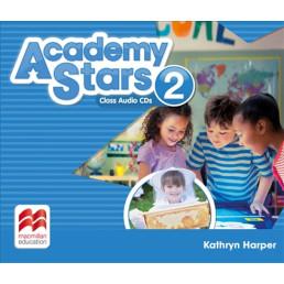 Аудіо диск Academy Stars 2 Class Audio CD