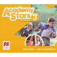 Аудіо диск Academy Stars 3 Class Audio CD