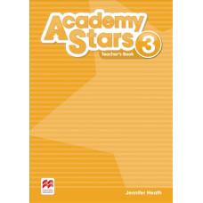 Книга вчителя Academy Stars 3 Teacher's Book