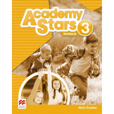 Зошит Academy Stars 3 Workbook