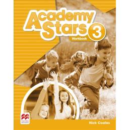 Зошит Academy Stars 3 Workbook