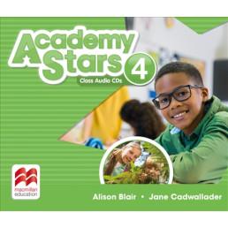 Аудіо диск Academy Stars 4 Class Audio CD