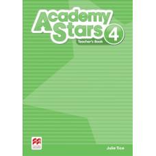 Книга вчителя Academy Stars 4 Teacher's Book