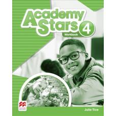 Зошит Academy Stars 4 Workbook