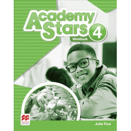 Зошит Academy Stars 4 Workbook