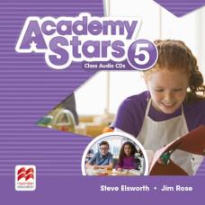 Аудіо диск Academy Stars 5 Class Audio CD