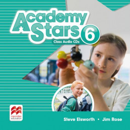 Аудіо диск Academy Stars 6 Class Audio CD