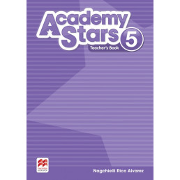 Книга вчителя Academy Stars 5 Teacher's Book