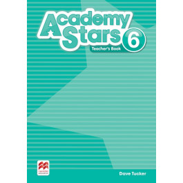 Книга вчителя Academy Stars 6 Teacher's Book