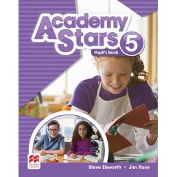 Підручник Academy Stars 5 Pupil's Book