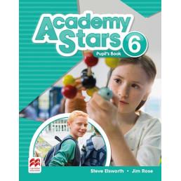 Підручник Academy Stars 6 Pupil's Book