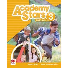 Підручник Academy Stars 3 Pupil's Book