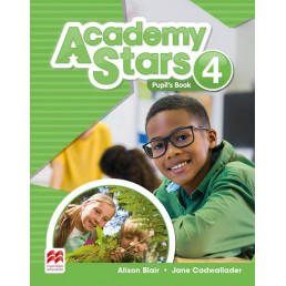 Підручник Academy Stars 4 Pupil's Book