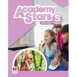 Підручник Academy Stars Starter Pupil's Book with Alphabet Book