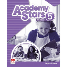 Зошит Academy Stars 5 Workbook