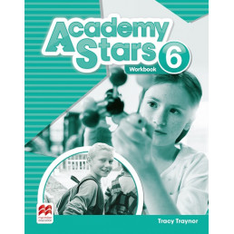 Зошит Academy Stars 6 Workbook