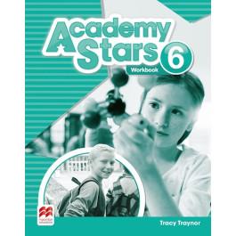 Зошит Academy Stars 6 Workbook