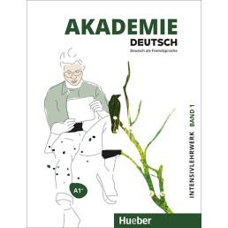 Підручник Akademie Deutsch A1+ Intensivlehrwerk