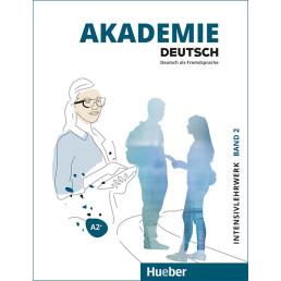 Підручник Akademie Deutsch A2+ Intensivlehrwerk