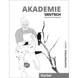 Зошит Akademie Deutsch A1+ Zusatzmaterial