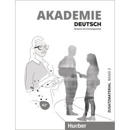 Зошит Akademie Deutsch A2+ Zusatzmaterial