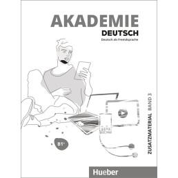 Зошит Akademie Deutsch B1+ Zusatzmaterial