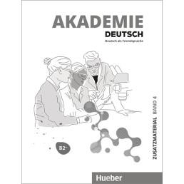 Зошит Akademie Deutsch B2+ Zusatzmaterial