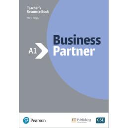 Книга вчителя Business Partner A1 Teacher's Resource Book