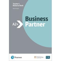 Книга вчителя Business Partner A2+ Teacher's Resource Book
