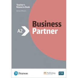 Книга вчителя Business Partner A2 Teacher's Resource Book