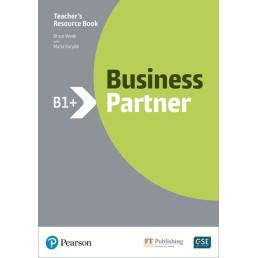 Книга вчителя Business Partner B1+ Teacher's Resource Book