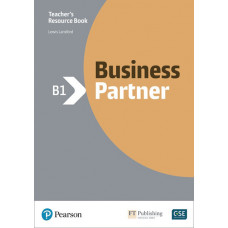 Книга вчителя Business Partner B1 Teacher's Resource Book