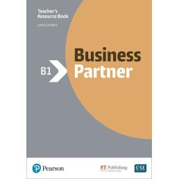 Книга вчителя Business Partner B1 Teacher's Resource Book