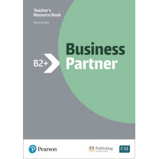 Книга вчителя Business Partner B2+ Teacher's Resource Book