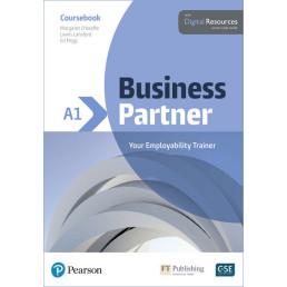 Підручник Business Partner A1 Coursebook