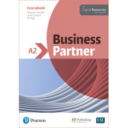 Підручник Business Partner A2 Coursebook