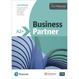 Підручник Business Partner A2+ Coursebook