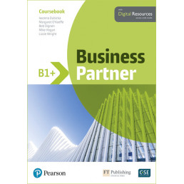 Підручник Business Partner B1+ Coursebook