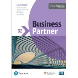 Підручник Business Partner B2 Coursebook