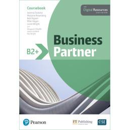 Підручник Business Partner B2+ Coursebook