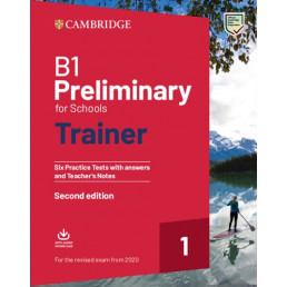 B1 Preliminary for Schools Trainer 1 with Answers