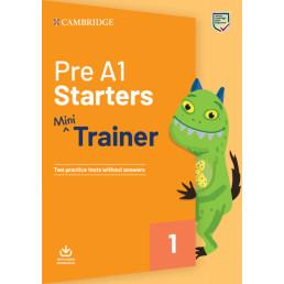 Тести Mini Trainer Pre-A1 Starters with Audio Download