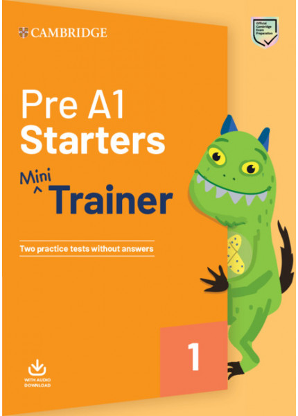 Mini Trainer: Starters, Movers, Flyers