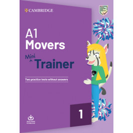 Тести Mini Trainer A1 Movers with Audio Download