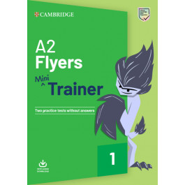 Тести Mini Trainer A2 Flyers with Audio Download
