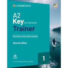 A2 Key for Schools Trainer 1 with Answers