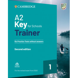 A2 Key for Schools Trainer 1 without Answers